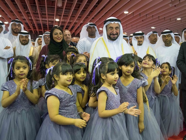 Reader S Fest In Sharjah Inaugrated