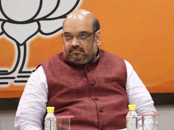 Amit Shah Attacks Opp Parties