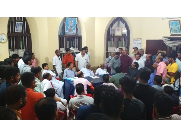 Steps For Tranferring Father Mathew Manavalan From His Posting Started