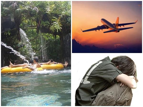 Australia Boy 12 Fly Alone To Bali Spend 4 Days Using Parents