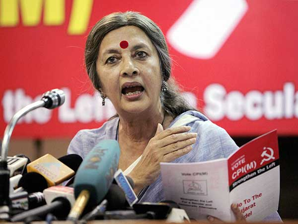 Minority Registration Is Not Approved In Cpm Party Congress Says Brinda Karata