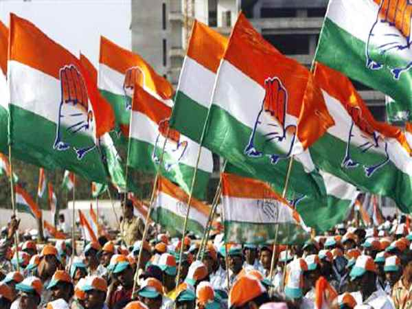 Unhappy With Ticket Distribution Karnataka Polls Congress Workers Ransack Party Office