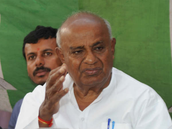 Hung Assembly Will Put Gowdas In Drivers Seat In Karnataka