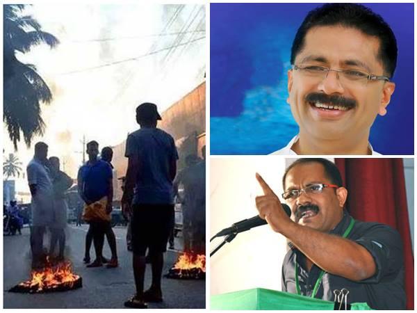 Km Shaji Slams Kt Jaleel Welfare Party Sdpi