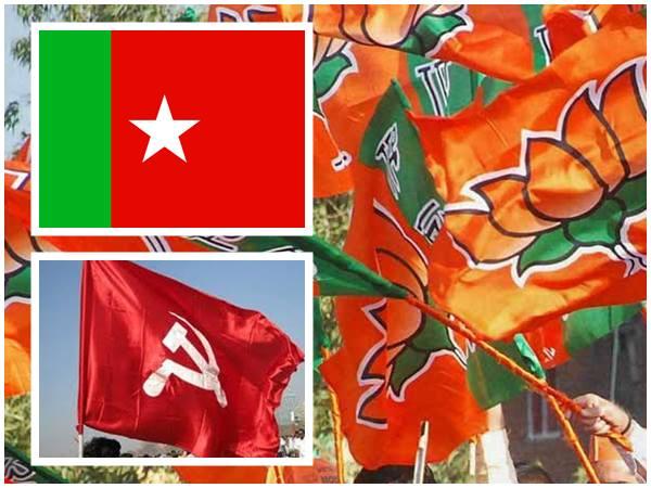 P Jayarajan Facebook Post Social Media Harthal
