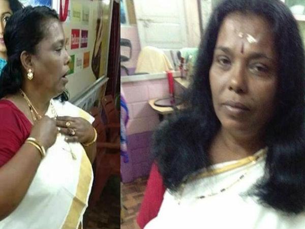 Media Report Jisha S Mother Rajeshwari Response Social Media Allegations
