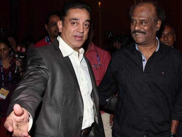 Call Ban On Rajinikanth Kamal Haasan Films Karnataka Over Cauvery Dispute Reports
