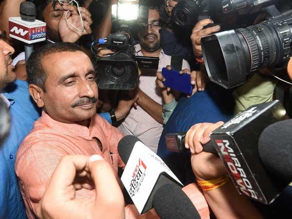 Unnao Molestation Case Cbi Arrest Bjp Mla Kuldeep Singh Sengar