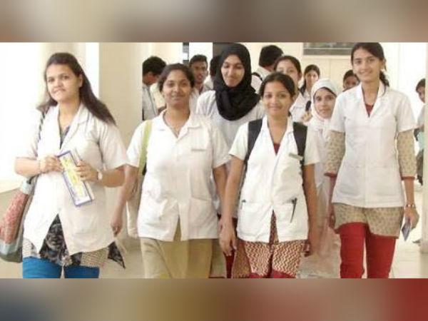 Violence Yuvamorcha March Karuna Medical College