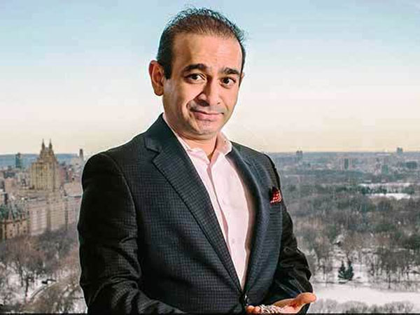Rich Parked Black Cash In Nirav Modi Gems