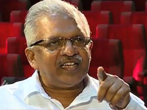 P Jayarajan S Open Letter About Keezhatoor Strike