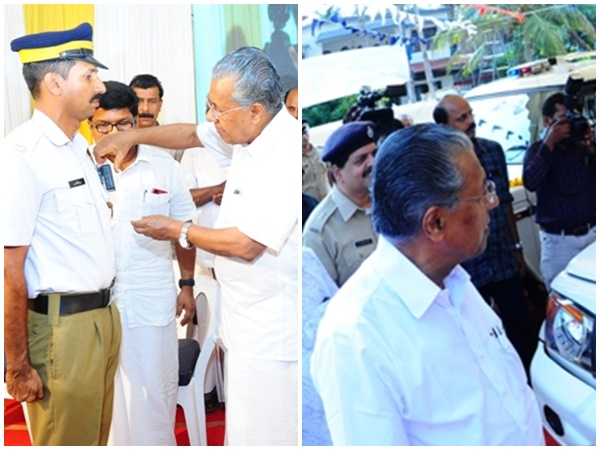 Action Against Policemen Who Violate Human Rights Says Kerala Cm