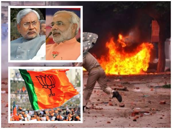 Communal Clashes In Bihar Highest Rate In