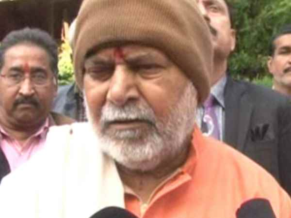 Up Govt Withdraws Molestation Case Against Former Union Minister Swami Chinmayanand