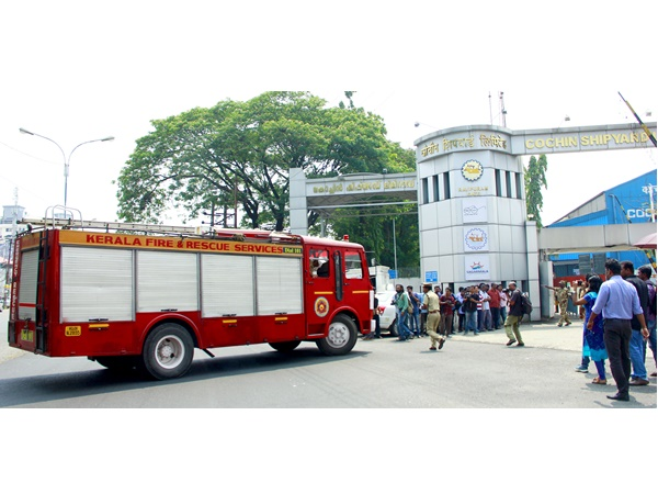 Blast In Kochin Shipyard Factories Boilers Department Will Inquest On Safety Measures