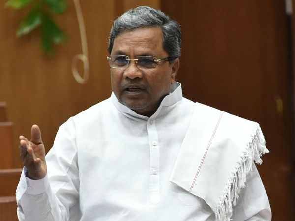 Siddaramiah May Contest From Badami