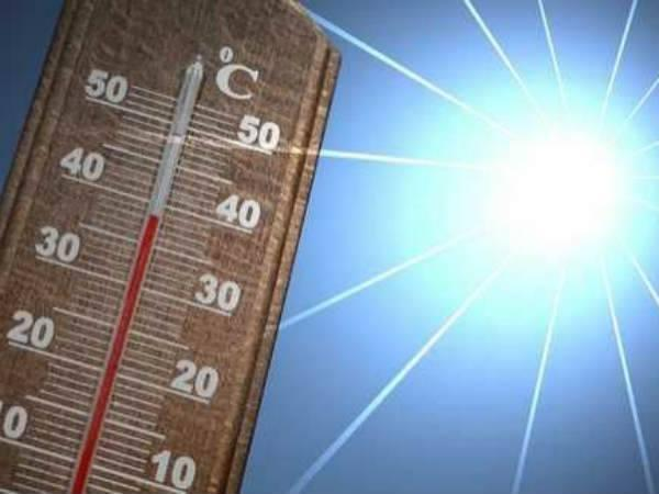 Heat Wave Warning Country