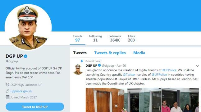 ഡിജിപിയുടെ ഫേക്ക് ട്വിറ്റര്.... ചേട്ടനെ രക്ഷിക്കല്!! പത്താം ക്ലാസുകാരന്റെ ഇന്റലിജന്സിന് സല്യൂട്ട്