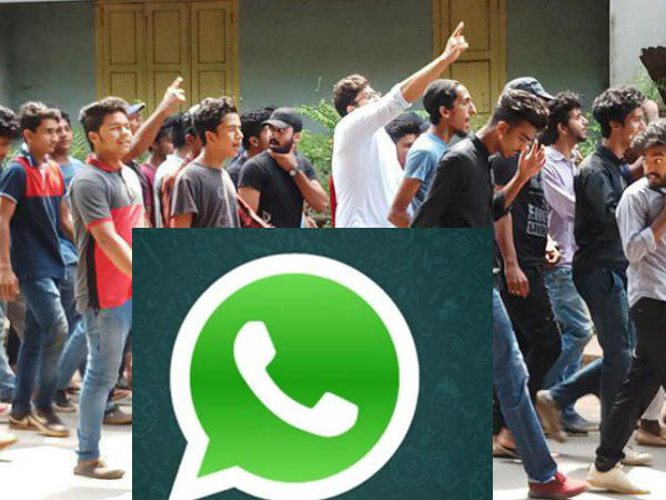 Fake Harthal Anvar Sadath S Fb Post About Whatsapp Admins Responsibility It Act