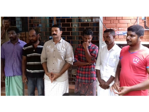 Whatsaap Harthal Youth Congress Leader Arrested From Nilambur For Executing Fake Harthal
