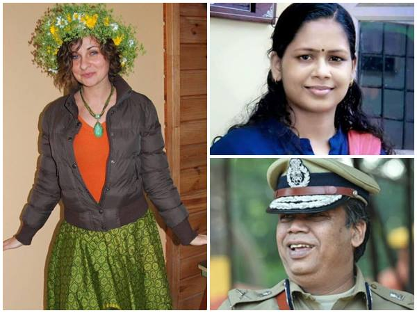 Liga Death Aswathi Jwala Against Police