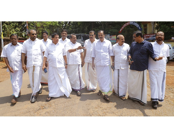 Peacefulness In Malapuram Is Destroyed By Others