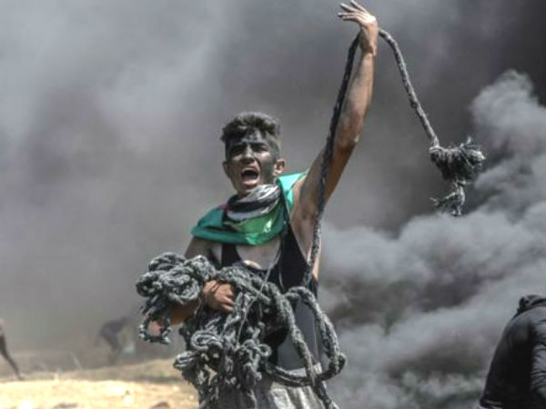 Israeli Forces Kill Dozens In Gaza Amid Us Embassy Protests