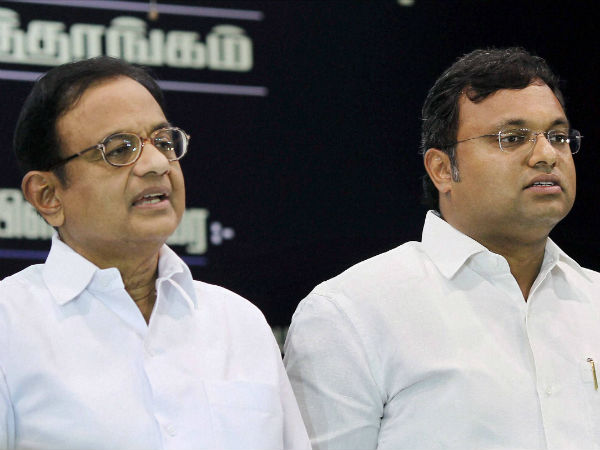 It Department Charges Chidambaram Family With Hidden Investments
