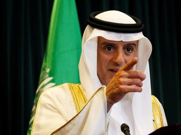 Iran Does Foreign Minister Adel Al Jubeir Told Cnn
