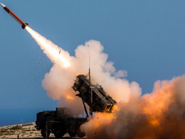 Gulf News Saudi Arabia Reportedly Intercepts Missile Above Riyadh