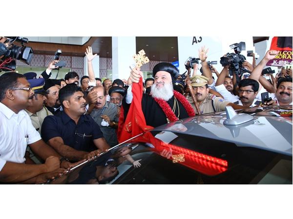 മലങ്കര സഭയിൽ ശാശ്വത സമാധാനം ഉറപ്പുവരുത്തുകയാണ് തന്റെ സന്ദർശന ലക്ഷ്യം: പാത്രിയാർക്കീസ് ബാവ