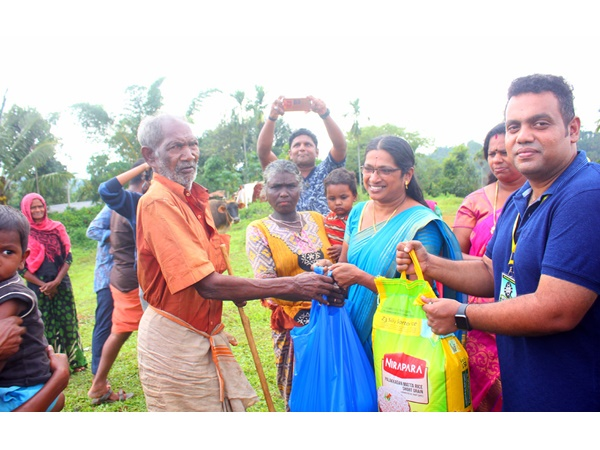 Cochin Foodies Distributed Food And Study Materials To Tribe