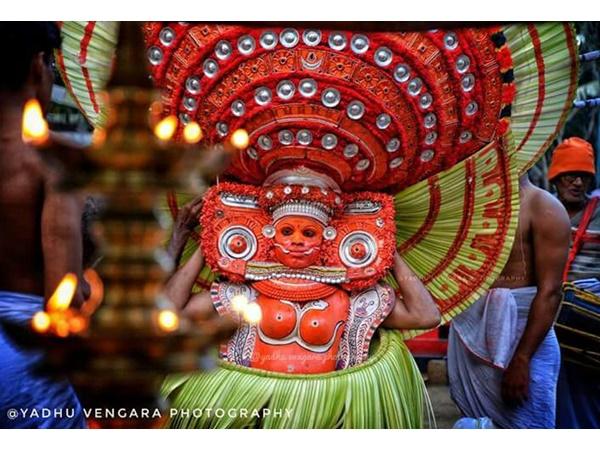 Puthyothy Theyyam Kannur