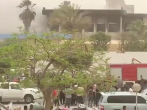 Isil Attacks Libiya Election Hq