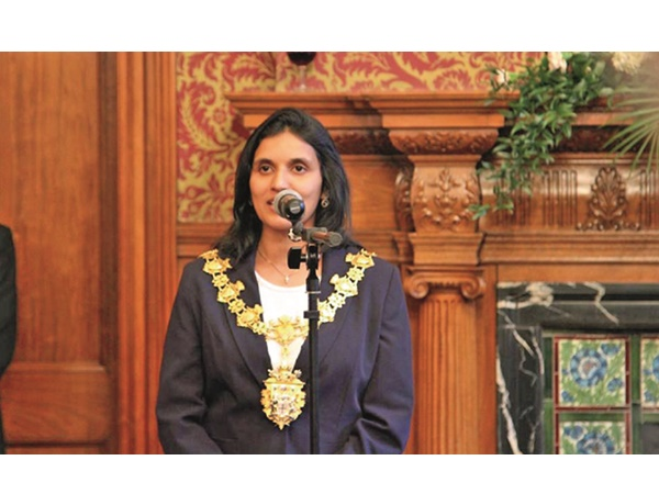 England Local Administration Election Malayalee Won