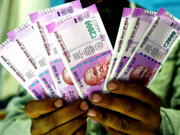 Rs 500 Notes Worth Rs 3000 Crore Printed Every Day
