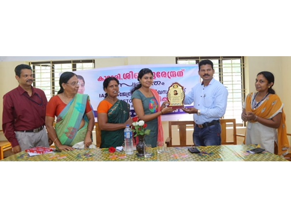Shikha Surendran Was Warmly Welcomed