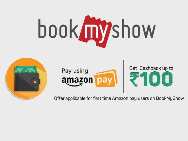 10 Offers From Bookmyshow On Movie Ticket Booking