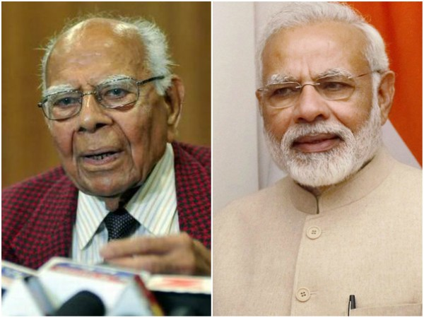 I Regret Believing That Modi Was Fit Become Pm Ram Jethmala