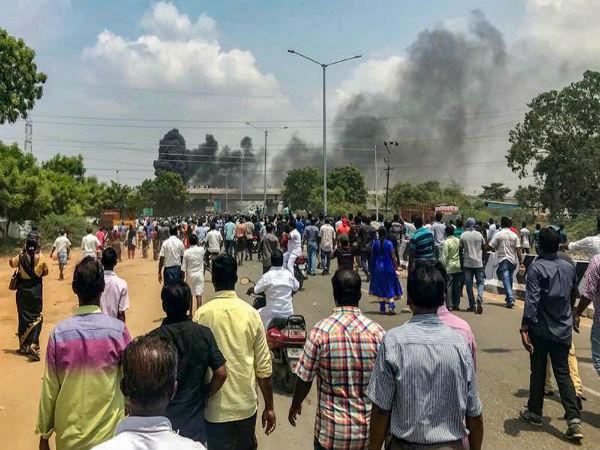 Death Toll Tuticorin Firing Rises Tamil Nadu Cuts Power Sterlite Plant