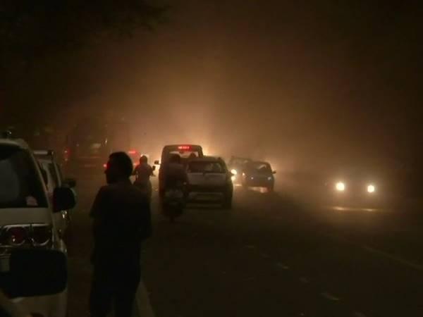 Many Killed Over 100 Injured As Dust Storm Wreaks Havoc Rajastan