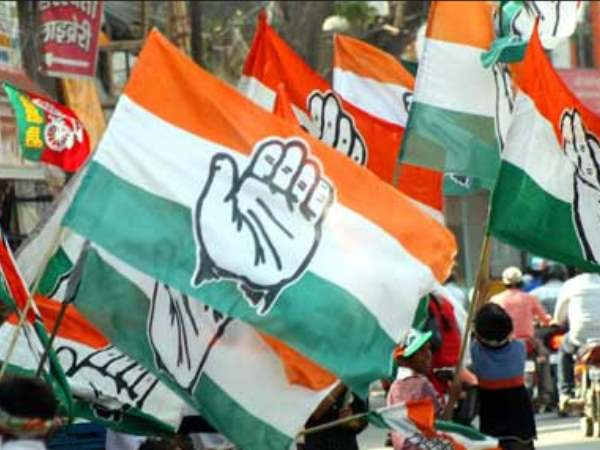 Congress Stakes Government Claim Goa Manipur Meghalaya