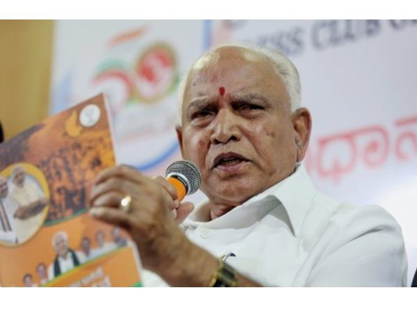 Congress Hits Yeddyurappa With Bribery Complaint Trying Buy Mlas