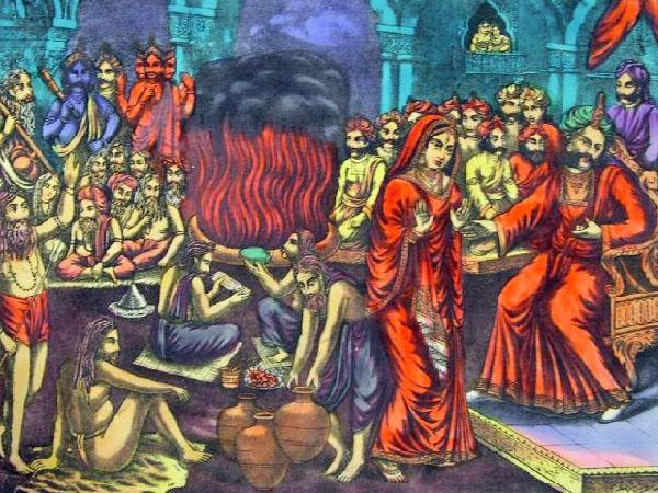 താടി പ്രസാദമായി നൽകുന്ന ഇന്ത്യയിലെ ഏക ക്ഷേത്രം... കൊട്ടിയൂരമ്പലത്തിലെ താടി പ്രസാദം