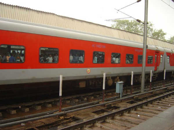 New Ac Double Decker Train From Bengaluru Coimbatore