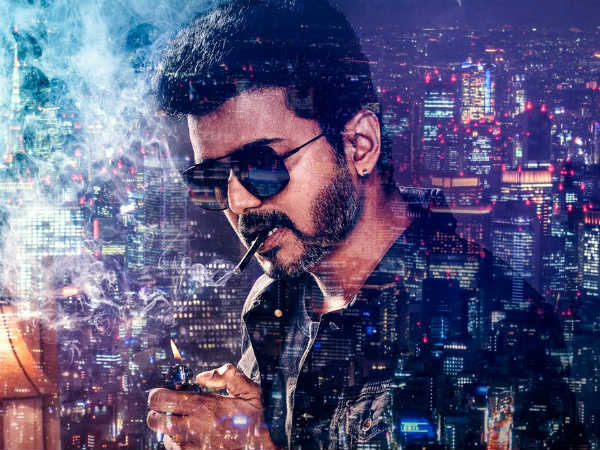 Vijay Under Fire Again This Time Over Cigarette Poster For Sarkar