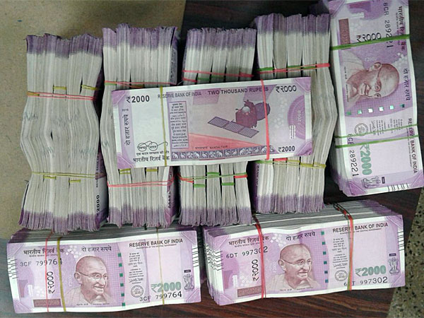 Black Money Case Reported In Bengaluru