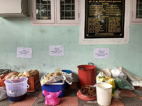 Expired Food Caught From Hotels