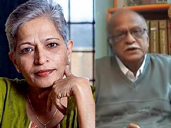 Forensic Report Says Same Gun Used To Kill Gauri Lankesh And Mm Kalburgi