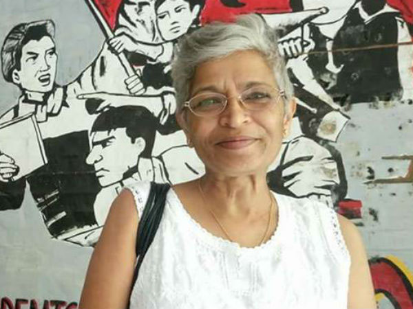 Gauri Lankesh Murder Case Key Accused Points To Leader Of Hindutva Outfit